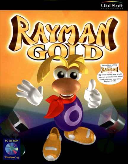 Rayman Gold скачать торрент - фото 2