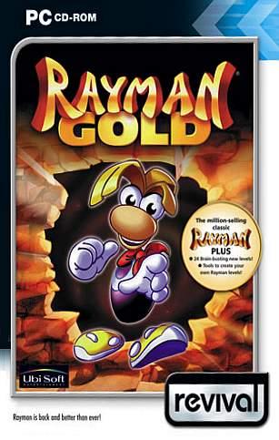 Rayman Gold скачать торрент - фото 3